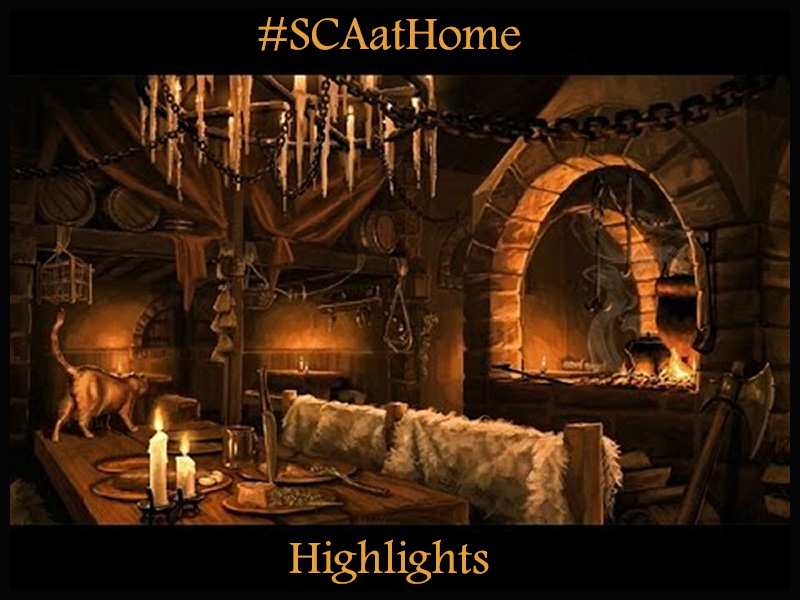 #SCAatHome Highlights