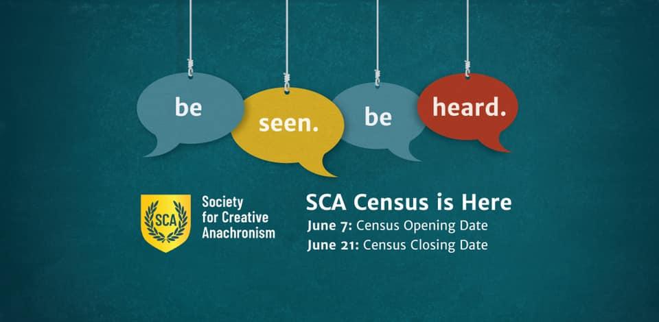 SCA 2020 Census