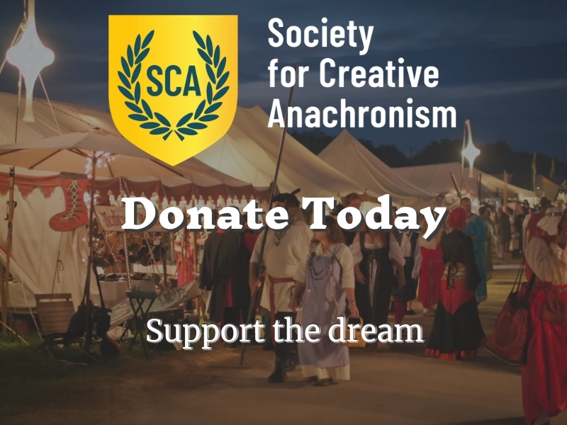 Donate to the SCA - Support the Dream